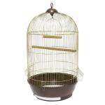 Vitapol klatka dla papugi - brązowa