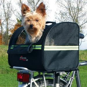 Trixie torba na rower na bagażnika - 8kg