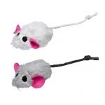 Trixie mysz z kocimiętka dla kota - 6 szt.