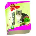 Trawka szybkorosnąca w pojemniku dla kota