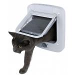 Trixie drzwiczki z dodatkowym tunelem dla kota