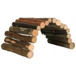 Trixie drewniany mostek dla gryzoni - 22x10cm