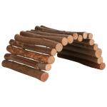 Trixie drewniany mostek dla gryzoni - 28x17cm