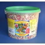 Pokarm dla ryb koi, kulki mix - 3,3L