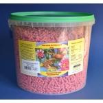 Pokarm wybarwiający dla ryb stawowych, koi - 5,5L