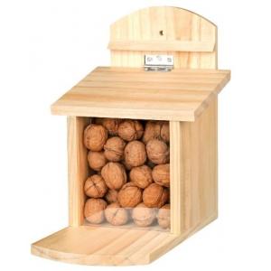 Karmnik dla wiewiórek - 20x30x20cm