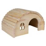 Trixie drewniany domek dla świnki morskiej