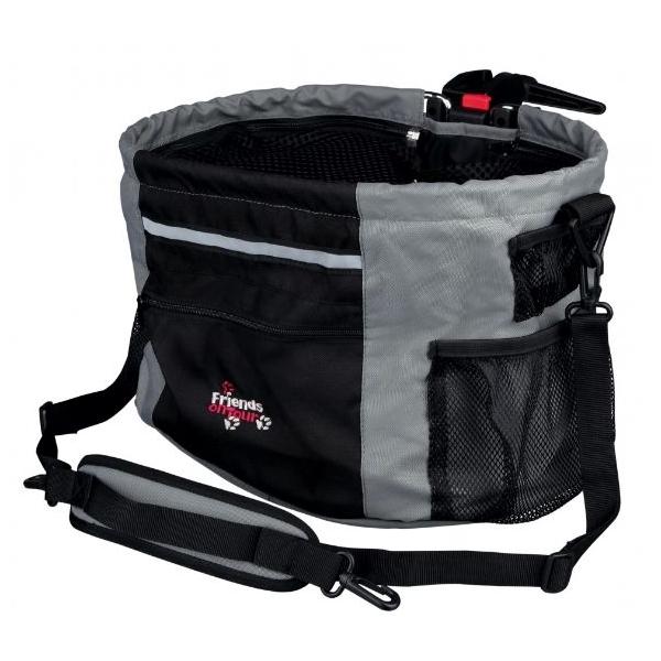 6d7a4c2323f5d Trixie torba na rower dla psa - 38x27x28cm - Sklep Zoologiczny Agama