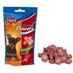 Trixie Kwiatki delikatny przysmak dla psa - 75g