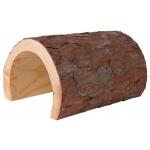 Trixie drewniany tunel dla gryzoni - 25cm