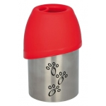 Trixie butelka z miską turystyczną dla psa - 300ml