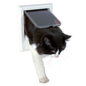 Trixie drzwiczki z elektromagnesem dla kota