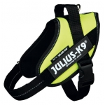 Trixie Julius-K9 Mini szelki dla psa, neon - M