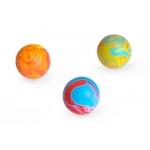 Gumowa piłka o zapachu wanilii - 6cm