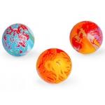 Gumowa piłka o zapachu wanilii - 8cm