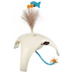 Trixie Feather Spiner zabawka interaktywna dla kota