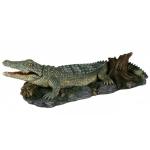 Trixie krokodyl, napowietrzacz do akwarium - 26cm