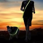 Trixie Flash świecąca smycz do joggingu z psem