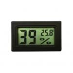 Termometr + higrometr cyfrowy z bateriami