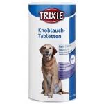 Trixie tabletki z czosnkiem na pchły i kleszcze dla psa