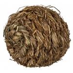 Trixie piłka z trawy z dzwonkiem - 10cm