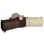 Trixie potrójny tunel dla kota - 50cm