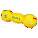 Trixie duży hantel piszczący dla psa - 25cm