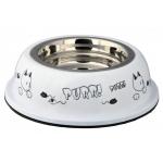 Trixie miska ze stali nierdzewnej dla kota - 0,25L