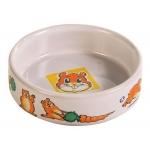 Trixie miska ceramiczna dla chomika - 90ml