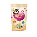 Lolo Pets ciastka kości Mix M dla psa - 350g
