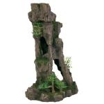 Trixie skały z drzewami do akwarium - 28cm