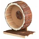 Trixie drewniany kołowrotek dla gryzoni - 20cm