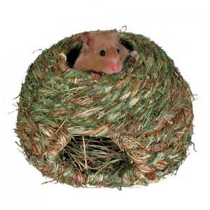 Trixie gniazdo z trawy dla gryzoni - 16cm