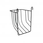 Trixie metalowy karmnik, paśnik na siano - 13cm