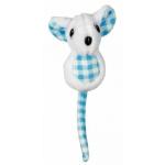 Trixie pluszowa mysz z kocimiętką dla kota - 8cm