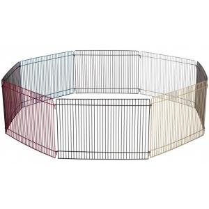 Trixie metalowa zagroda dla gryzoni - 86x23cm