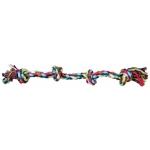 Trixie bawełniany sznur z węzłami dla psa - 54cm