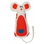 Trixie myszz flauszu  z kocimiętką dla kota - 15cm