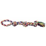 Trixie gruby, bawełniany sznur dla psa - 60cm